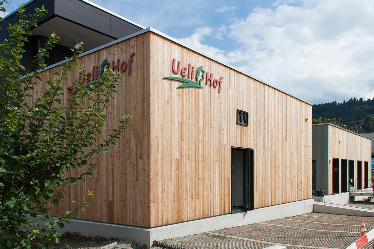 Holz Fassaden informationen und ideen für holzfassaden