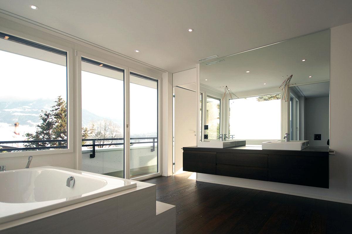Badezimmerfenster | Modelle mit Sichtschutz