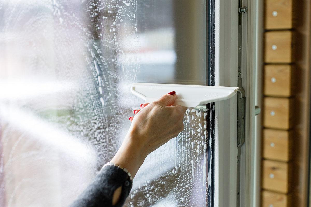 Tipps zur richtigen Fensterreinigung & -pflege