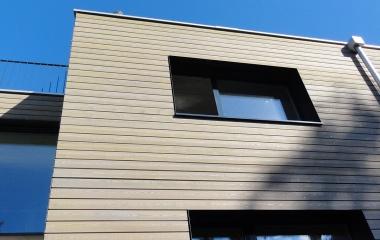 1a holzbau -  Holzfassaden