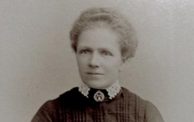 Josf J.B. Ehefrau Mathilde Hunkeler-Ulrich