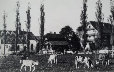"""""""Hostienwunder""""-Wallfahrtskirche in Ettiswil im Luzerner Hinterland"""