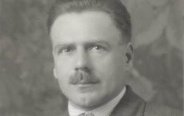 Julius Hunkeler (1891-1932)