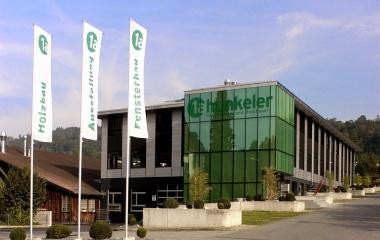 2004 erstelltes Bürogebäude nach Minergie P-Standard