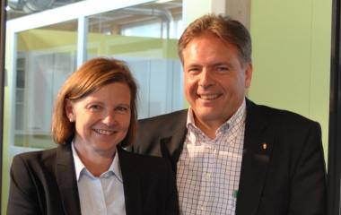 Irene und Rolf Hunkeler