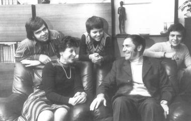 1975 Familie Hunkeler
