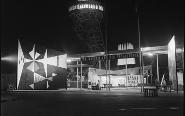 Die Fotowelt schaute 1952 nach Luzern
