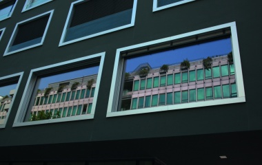 Wohn- Geschäftshaus Zug - Referenzen 1a Hunkeler