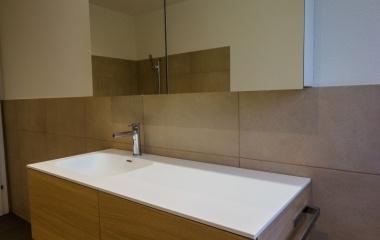 Badezimmer - Das Haus ist bereit für den Einzug