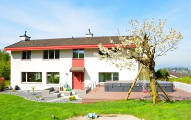 Einfamlienhaus Sanierung - Referenzen 1a Hunkeler