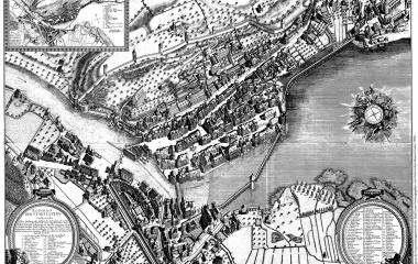 Vom Türmchen gezeichnet - der Schumacherplan des Stadtstaates Luzern 1790