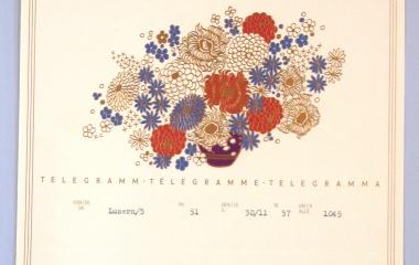 100-jähriges Jubiläum - Gratulationsschreiben