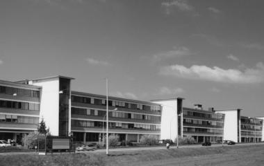 1957 Schindler zieht aus der Stadt nach Ebikon