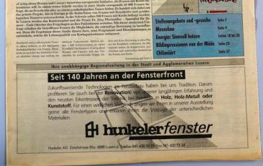 140-jähriges Jubiläum - Luzerner Rundschau