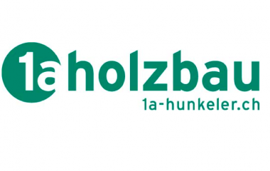 Heutiges 1a holzbau Logo