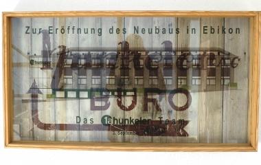 2004 Eröffnung Bürogebäude in Ebikon - Souvenir