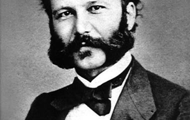 1866 Gründung Schweizerisches Rotes Kreuz - Henry Dunant