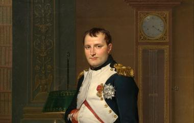 Napoléon exportiert die Revolution in ganz Europa ab 1802