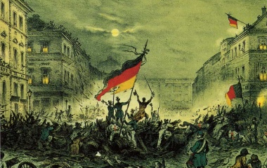 1848 März Revolution in Berlin