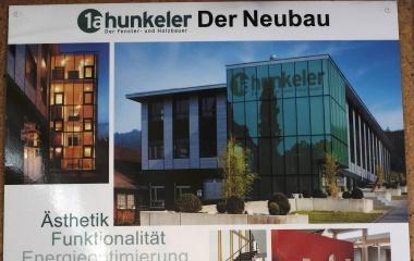 2004 Eröffnung Bürogebäude in Ebikon
