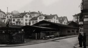 Das alte Firmengelände am Schlossberg