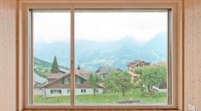 Moderne Balkontüren