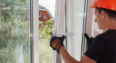 Fenstereinbau und Fenstermontage