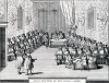 Tagsatzung der 13-örtigen Eidgenossenschaft in Baden (Kupferstich 1778 )