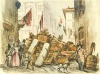 In Mailand beginnt 1848 was 1861-70 zum ital. Nationalstaat führte