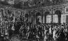 Kaiserkrönung für Deutsche Reichsgründung - im Spiegelsaal Versailles 1871